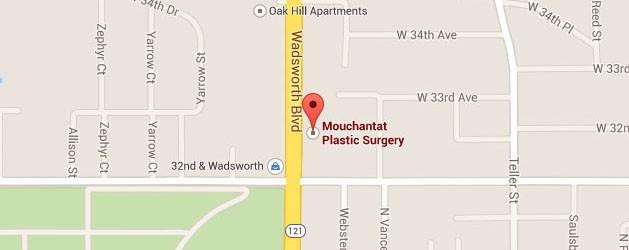 Contact Us Denver CO |Dr. Mouchantat Plastic Surgery
